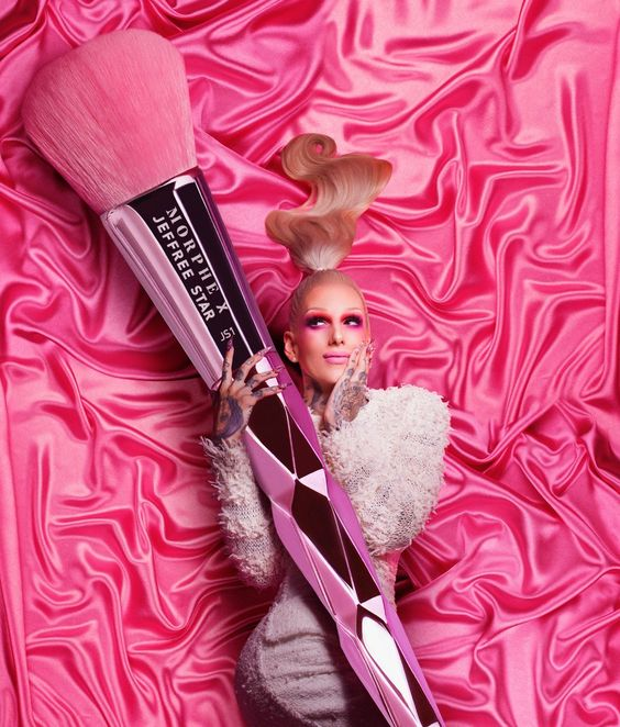 Beauty Report: Morphe x Jeffree Star Collection - Getting Gorjess